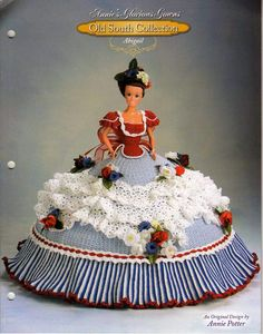 Barbie Crochet Miniatures and More Things - A Little Bit Of Everything & More: Dress For Barbie Crochet - Annie's Attic