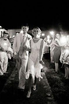 1920s Virginia Wedding