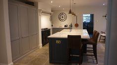 Umbrian Limestone with a deVOL Kitchen
