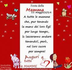 Auguri a tutte le  #mamme  del mondo! Così, semplicemente.  #festadellamamma  #11maggio   #mamma   #figli #dssadghisu   #educazione #crescita #bambino  #papà   #genitori #gravidanza #children  #puerperio
