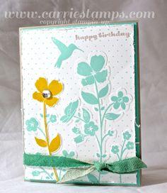 Wildflower Meadow-&-Emboss Folder-
