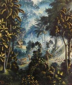 walter spies paintings - Google Search