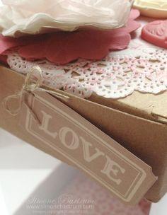 Stampin' Up!: Artisan Embellishment Kit + Kraft Box