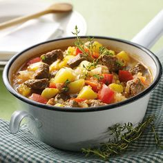 Rundergoulash #Telvrij #PowerStart #WeightWatchers #WWrecept