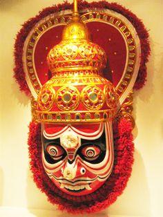 DIWALI: Krishna Narakasura story - South India image from http://www.gnaana.com/blog/2010/10/the-other-diwali-story/