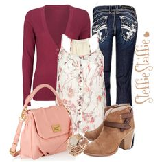 """Almost Spring"" by steffiestaffie on Polyvore"