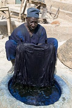 Nigeria, kano state, Indigo dye pits, over 500 years old Bleu Indigo, Mood Indigo, Indigo Dye, Shibori, African Textiles, African Fabric, African Prints, Nigeria Travel, Bleu Cobalt