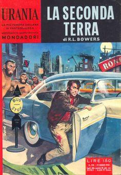 230  LA SECONDA TERRA 22/5/1960  THIS SECOND EARTH  Copertina di  Carlo Jacono   R. L. BOWERS