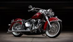 2008 Heritage Softail Deluxe Cholo Style