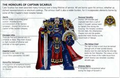 Captain Cato Sicarius Herzog von Talassar