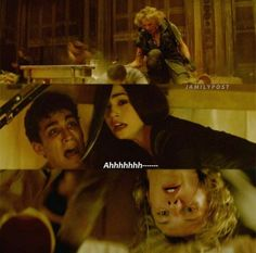 the mortal instruments funny | This was so funny! Simons face haha