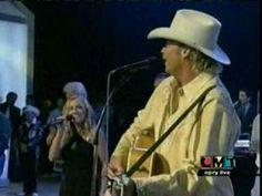 Golden Ring - Alan Jackson and Lee Ann Womack Country Music Videos, Country Music Singers, Country Artists, Country Songs, Allan Jackson, Jackson Music, Good Music, My Music, Reggae Music