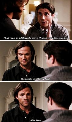 [gifset] 10x06 Ask Jeeves #SPN  #Sam