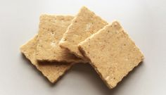 Shortbread Cookies: raw, vegan, gluten-free, and organic style.