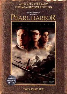 Pearl Harbor .. I love this movie, I cry every time I watch it..