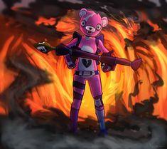 [Fortnite] by Hey-Seven - Furby Gremlins - Gremlins, Avatar, Xbox, Playstation, Epic Games Fortnite, Black Panther Marvel, Gaming Wallpapers, Team Leader, Cool Wallpaper