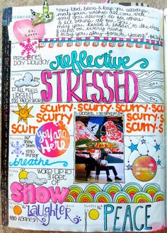 Inspiration Everywhere: Planner Journal Week Eight...