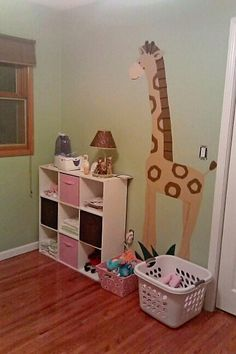 I think this would be awesome so that we can measure the height as the baby grows :)