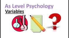 Variables in science. Good day students, in this lesson we will be recapping our knowledge on scientific variables and understanding what confounding variabl. A Level Revision, Psychology A Level, Variables, Knowledge, Student, Science, Education, Twitter, Instagram