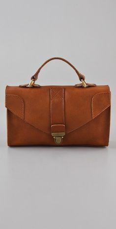 madewell lil briefcase bag (via shopbop)