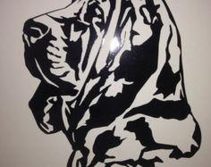 Bloddhound Dog wall art