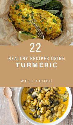 22 healthy recipes with turmeric Turmeric Recipes [tumeric recipes Superfood Recipes, Vegetarian Recipes, Cooking Recipes, Healthy Recipes, Snack Recipes, Healthy Chef, Healthy Snacks, Healthy Eating, Vegan Snacks
