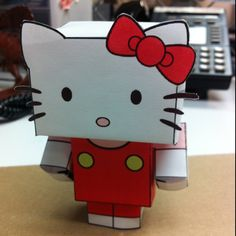 Cubee Craft Hello Kitty (cubeecraft.com)