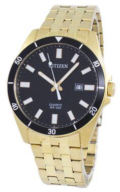 Quartz Men's Watch Stainless Steel Bracelet, Stainless Steel Case, Rolex Watches, Watches For Men, Citizen Eco, Watch Sale, Watches Online, Gold Watch, Chronograph