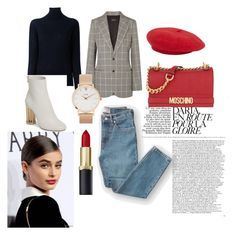 """Untitled #5"" by alicestyletime on Polyvore featuring STELLA McCARTNEY, Joseph, Salvatore Ferragamo, Moschino, Everlane and CLUSE"