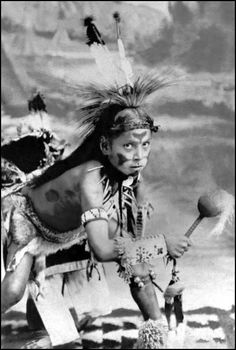 White Bull, a proud Minniconjou Sioux boy. The Sioux tribe that was near exterminated from history at Wounded Knee. Photograph taken 1913.