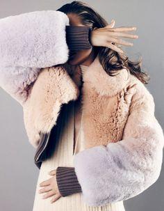 Spécial Mode: Kasia Struss by Nagi Sakai for Elle France August 2014 - Marc Jacobs Fall 2014