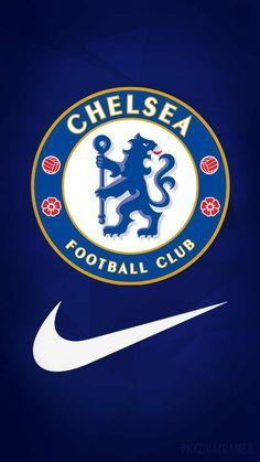 Chelsea Club logo - behang - 158 x 232 cm - Multi Chelsea Nike, Chelsea Logo, Chelsea Soccer, Club Chelsea, Chelsea Fans, Chelsea Wallpapers, Chelsea Fc Wallpaper, Camisa Do Chelsea, Iran National Football Team