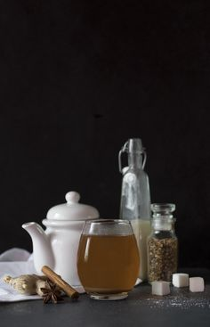Recipe for Homemade Chai Tea Latte from Scratch