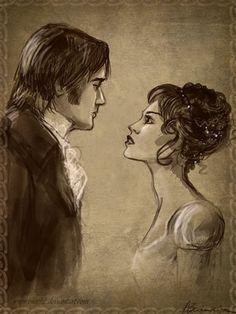 Mr. Darcy - pride-and-prejudice Fan Art - Google Search