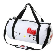 For The Cute Souls Hello Kitty Shoes, Hello Kitty Items, Cute Purses, Purses And Bags, Hello Kitty Collection, Little Twin Stars, Cool Cats, Sanrio, Gym Bag
