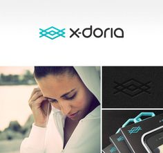 KNOED: X-Doria Identity Design