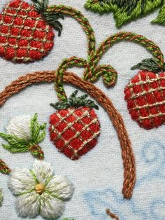 https://flic.kr/p/8kgtrW | Flowers_Elizabeth_Strawberries_Close_Up_2 | Hildegaard Von Bingen once deemed strawberries to be evil plants. Now I understand why...