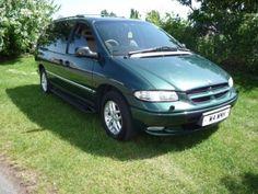 2000 Chrysler Grand Voyager Chrysler Grand Caravan, Chrysler Voyager, Chicano Art, Motor Car, Vans, Trucks, Pickup Trucks, Car, Truck