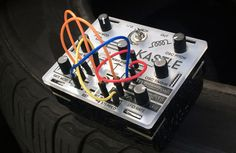 Czech synthesizer company Bastl Instruments introduces the battery powered pocket synth