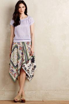 bf54c4dd6335 Far Sun Skirt - anthropologie.com Skirt Set