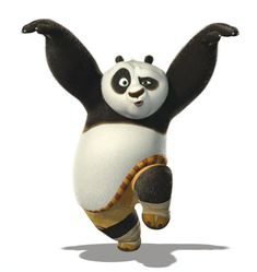 So I've been told that i remind people of this guy ( er panda)