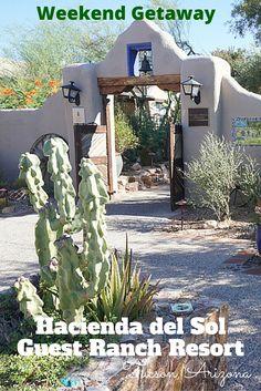 Hacienda del Sol, Tucson Arizona