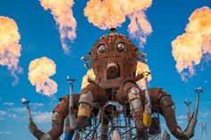 Can't Make It To Burning Man? Don't Worry, They're Streaming It Live! - Watch the Burning Man 2015 live stream straight from Black Rock City.