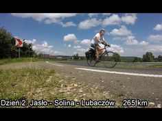 ROWEREM DOOKOŁA POLSKI 2015 - codziennie 250 km - YouTube