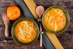 Narancsos, gyömbéres répaleves hosszúmetélttel I Foods, Cantaloupe, Ale, Food Photography, Fruit, Ale Beer, Ales, Beer