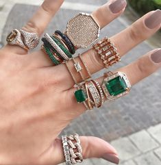 The popularity of fashion jewelry has been increasing these days. Women have always loved accessorizing themselves. Jewelry has been the most preferred accessory since time immemorial. The style an… Cute Jewelry, Jewelry Accessories, Fashion Accessories, Fashion Jewelry, Women Jewelry, Steampunk Fashion, Gothic Fashion, Women's Fashion, Diamond Cluster Ring