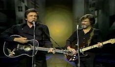 Johnny Cash & Kris Kristofferson - Sunday Morning Coming Down