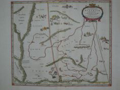 """RARE PTOLEMY MERCATOR CENTRAL ASIA ANTIQUE MAP Dated to 1605 $292.50 This is a very fine copperplate map engraving titled """"Tab. VIII Asiae Scythiam extra imaum, a.c. Sericam comprehendens.""""  From Mercator's """"Ptolemy Geographia"""" edition of 1605 the plate has been reworked to add new vignettes and other decorative details include animals and figures."""