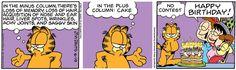 Garfield ❤️❤️❤️