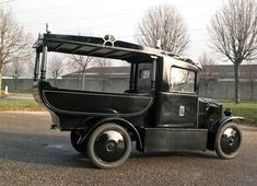 1924 Berliet VTB électrique